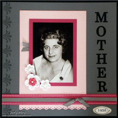 Mum-Scrap-Page