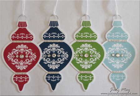 Brocade-Ornament-Set