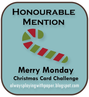 Honourable Mention