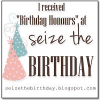 Birthday Honours