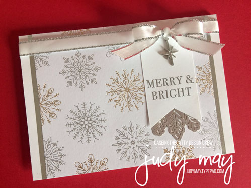 Stampin' Up! Year of Cheer Suite - Judy May, Just Judy designs