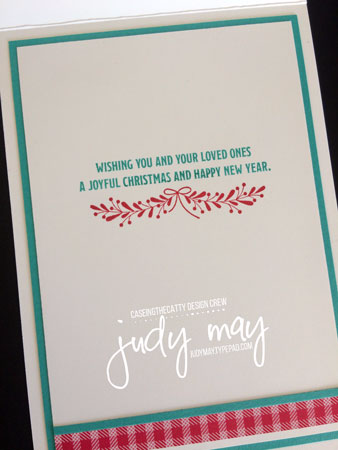 Stampin' Up! Cheery Chirps - Judy May, Just Judy Designs