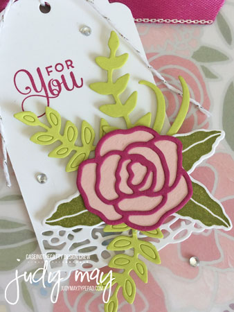 Stampin' Up! Sweet Soiree Suite - Judy May, Just Judy Designs
