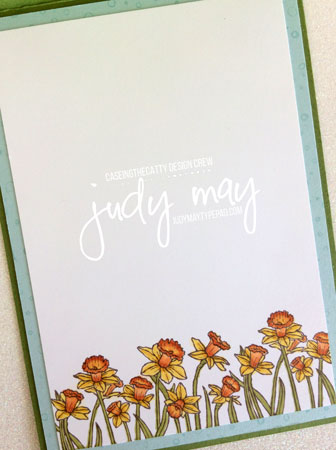 Stampin' Up! You're Inspiring - Judy May, Just Judy Designs