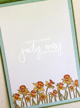 Stampin' Up! You're Inspiring - Judy May, Just Judy Designs