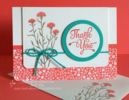 Stampin' Up! Wild About Flowers and One Big Meaning
