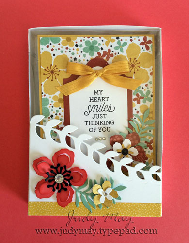 Stampin' Up! Botanical Gardens Suite Box Set - Judy May, Just Judy Designs
