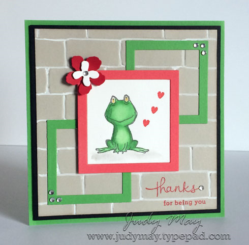 Stampin' Up! Lots of Love - Judy May, Just Judy Designs