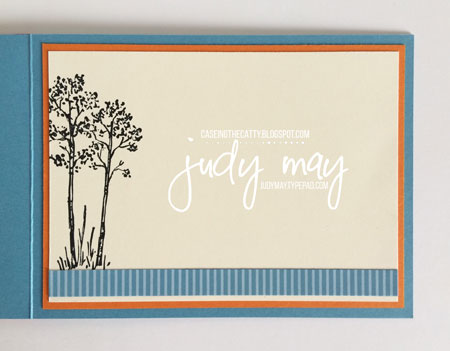 Stampin' Up! In the Meadow - Judy May, Just Judy Designs