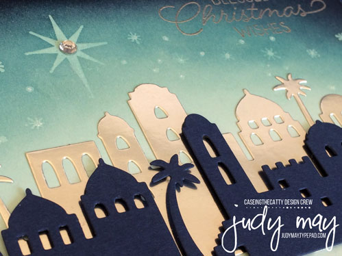 Stampin' Up! Night in Bethlehem Bundle - Judy May, Just Judy Designs