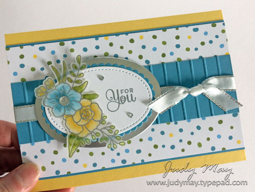 Stampin' Up! Sweet  Soirée Suite - Judy May, Just Judy Designs
