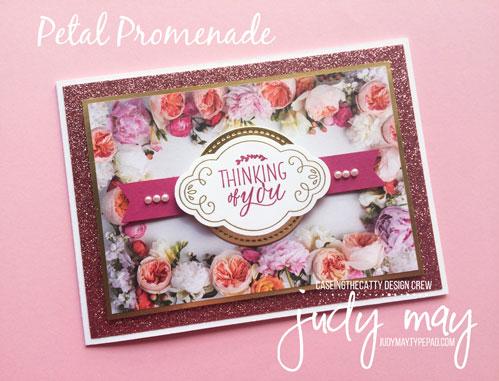 Stampin' Up! Petal Promenade - Judy May, Just Judy Designs