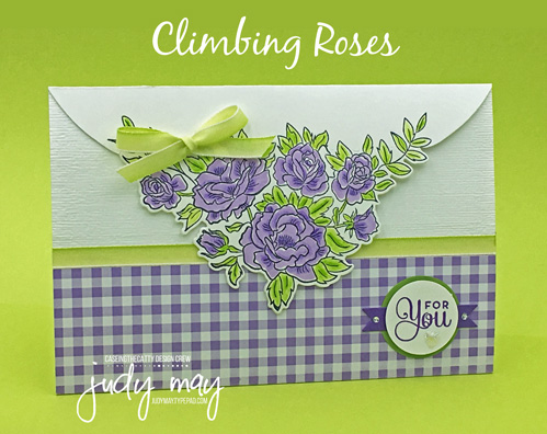 Stampin' Up! Climbing Roses Bundle - Judy May, Just Judy Designs