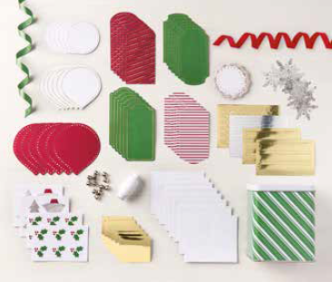 Stampin' Up! Sincerely Santa Project Kit