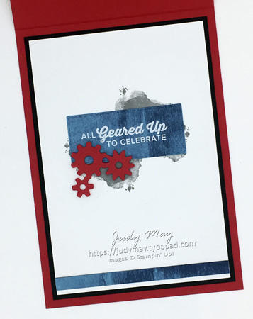 Stampin' Up! Geared Up Garage Bundle - Judy May, Just Judy Designs, Melbourne
