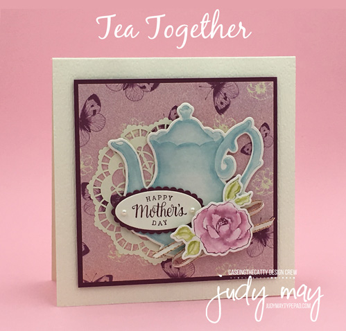 StamTogether - Judy May, Just Judy Designs, Melbourne