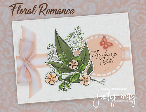 Stampin' Up! Floral Romance Suite - Judy May, Just Judy Designs, Melbourne