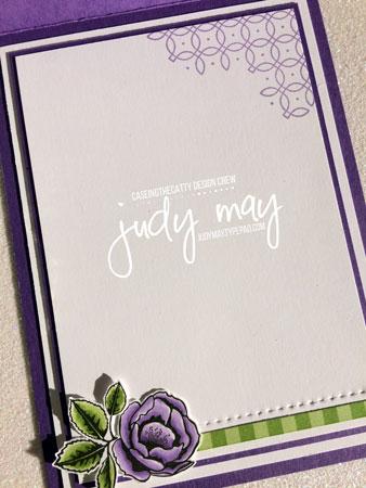 Stampin' Up! Graceful Garden - Judy May, Just Judy Designs
