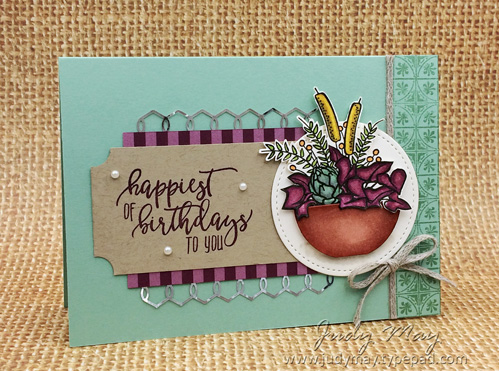 Stampin' Up! Country Home - Judy May, Just Judy Designs, Melbourne