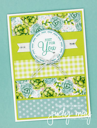 Stampin' Up! Painted Seasons DSP - Judy May, Just Judy Designs, Melbourne