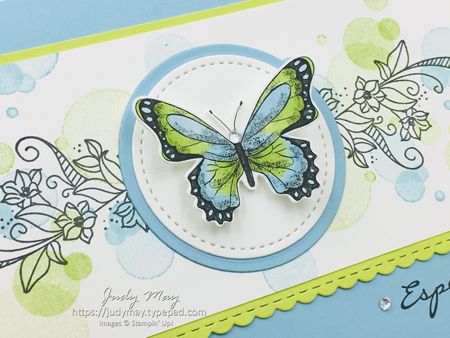Stampin' Up! Beauty Abounds - Judy May, Just Judy Designs, Melbourne
