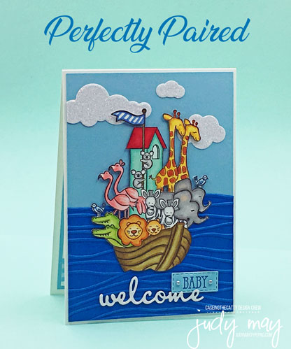 Stampin' Up! Perfectly Paired - Judy May, Just Judy Designs, Melbourne