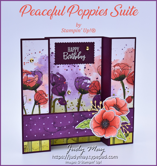 Stampin' Up! Peaceful Moments Suite - Judy May, Just Judy Designs, Melbourne