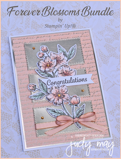 Stampin' Up! Forever Blossoms Bundle - Judy May, Just Judy Designs, Melbourne