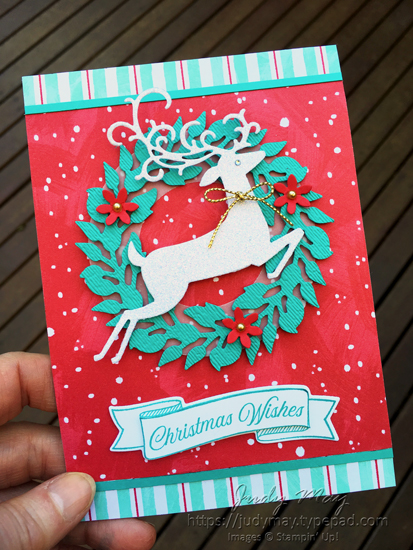 ng Deer & Tidings All Around - Judy May, Just Judy Designs, Melbourne