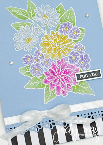 Stampin' Up! Ornate Garden Suite - Judy May, Just Judy Designs, Melbourne