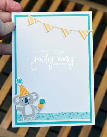 Stampin' Up! Bonanza Buddies Bundle - Judy May, Just Judy Designs, Melbourne