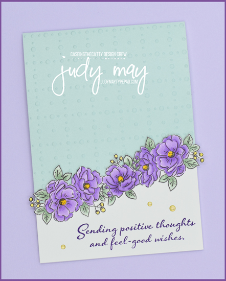 Stampin' Up! So Very Vellum Specialty DSP, Happy BIrthday To You & Positive Thoughts - Judy May, Just Judy Designs, Melbourne