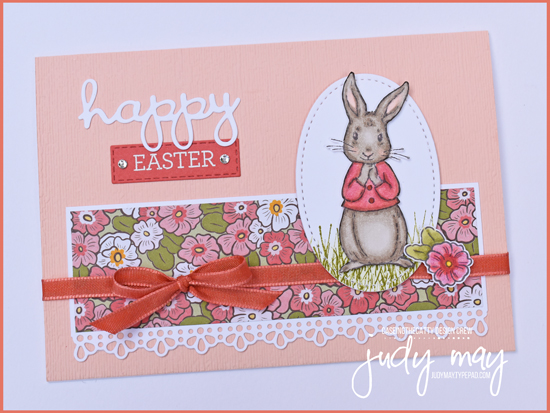 Stampin' Up! Fable Friends & Ornate Garden Suite - Judy May, Just Judy Designs, Melbourne