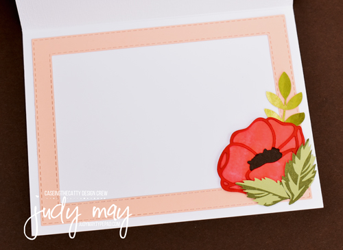 Stampin' Up! Poppy Moments Dies - Judy May, Just Judy Designs, Melbourne