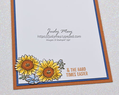 Stampin' Up! Flowers For Every Season DSP - Judy May, Just Judy Designs, Melbourne
