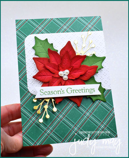 Stampin' Up! Poinsettia Petals Bundle - Judy May, Just Judy Designs, Melbourne
