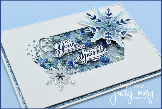 Stampin' Up! Snowflake Wishes Bundle - Judy May, Just Judy Designs, Melbourne