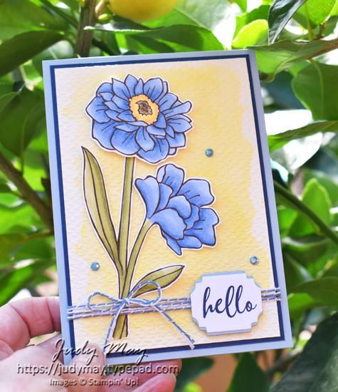Stampin' Up! Band Together - Judy May, Just Judy Designs, Melbourne