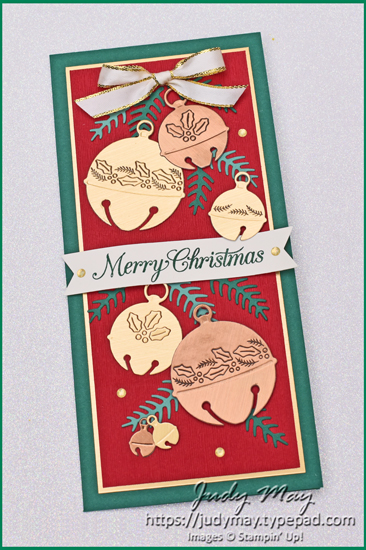Stampin' Up! - Cherish the Season Bundle - Judy May, Just Judy Designs, Melbourne