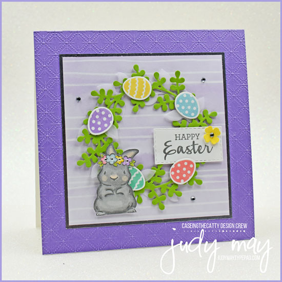 Stampin' Up! Springtime Joy & Arrange A Wreath for Easter | Judy May, Just Judy Designs, Melbourne