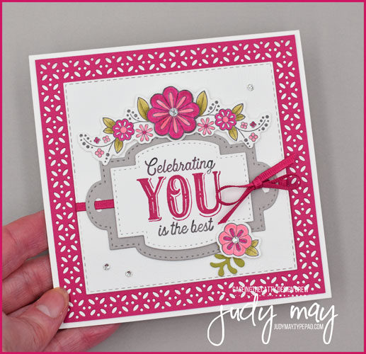 Stampin' Up! Birthday Jubilee Bundle - Judy May, Just Judy Designs, Melbourne