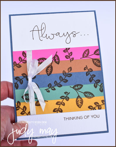 Stampin' Up! 2020-22 In Colors with Lovely You & Field of Flowers stamp sets | Judy May, Judy Judy Designs, Melbourne | #lovelyou #fieldofflowers #2020InColors