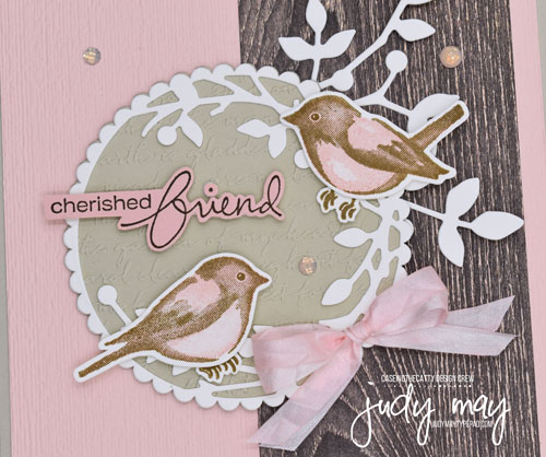Stampin' Up! Birds & Branches Bundle - Judy May, Just Judy Designs, Melbourne