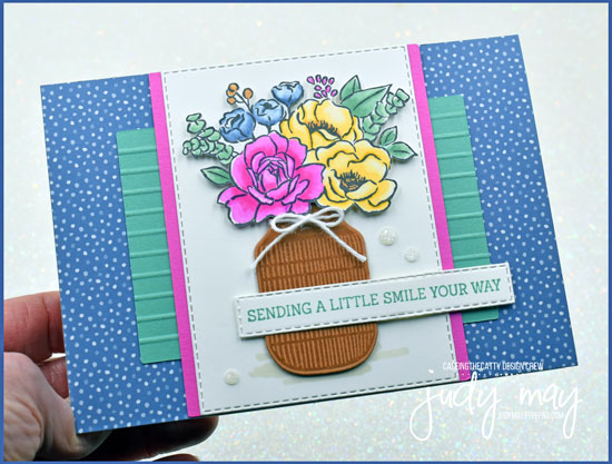 Stampin' Up! - Flowers For Every Season Suite - Judy May, Just Judy Designs, Melbourne