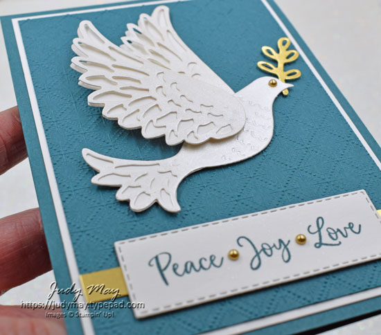 Stampin' Up! Dove of Hope Bundle - Judy May, Just Judy Designs, Melbourne