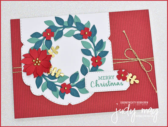 Stampin' Up! Arrange a Wreath Bundle - Judy May, Just Judy Designs, Melbourne