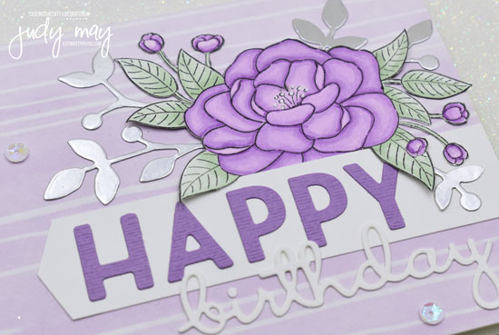 Stampin' Up! So Much Love Stamp Set - Judy May, Just Judy Designs, Melbourne