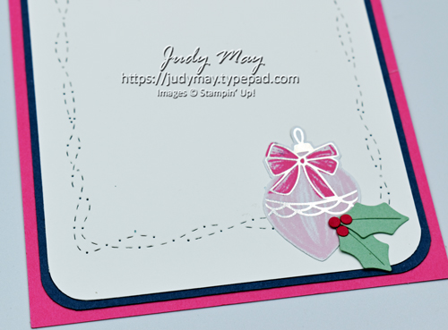 Stampin' Up! Whimsy & Wonder Specialty DSP & Words of Cheer Bundle | Judy May, Just Judy Designs