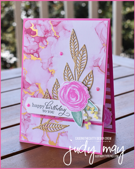 Stampin' Up! Expressions in Ink Suite | Judy May, Just Judy Designs