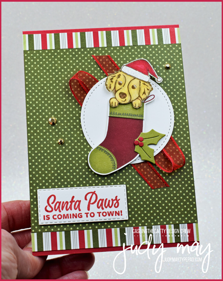 Stampin' Up! Sweet Little Stockings Bundle | Judy May, Just Judy Designs